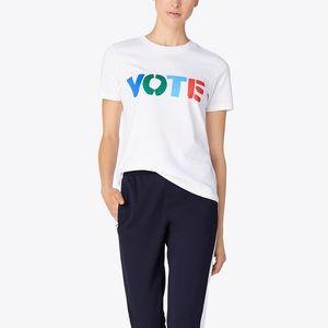 Tory Burch Tops - Tory Burch VOTE T shirt!